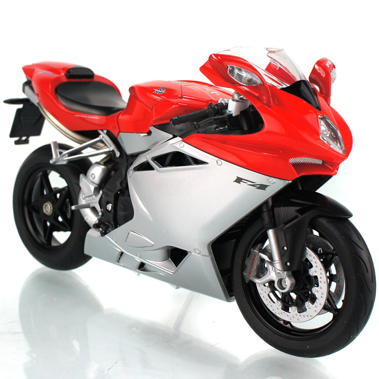 Welly1:10 [MV AGUSTA F4] Agusta motorcycle model toys free shipping