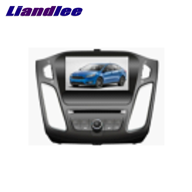 Liandlee For <font><b>Ford</b></font> For <font><b>Focus</b></font> 2015~<font><b>2017</b></font> LiisLee Car Multimedia TV DVD GPS Audio Hi-Fi Radio Original Style <font><b>Navigation</b></font> image