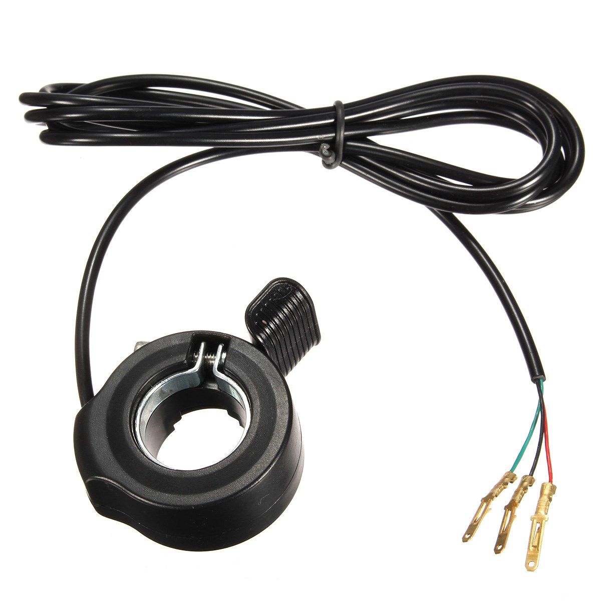 Electric Scooter Throttle Wiring Diagram Badlands Winch Remote Universal 7 8 39 Thumb Assembly For E Bike