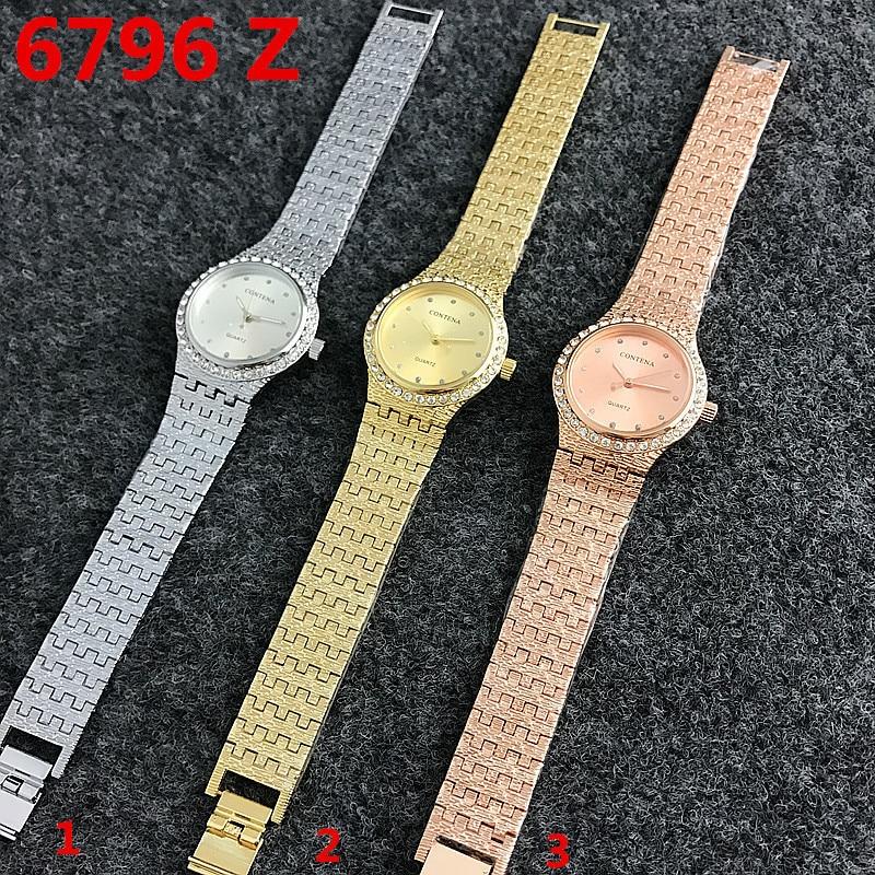 NEW Gold Watch women Dress Watches Stainless Steel Ladies Quartz Watches Famous Top Brand Luxury watch