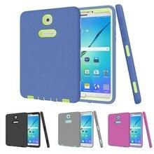Nueva oferta de lujo de la Tableta a prueba de golpes cubierta del caso Para Samsung Galaxy Tab S2 8.0 T710 T713 T715 T719 niño moda Volver casos