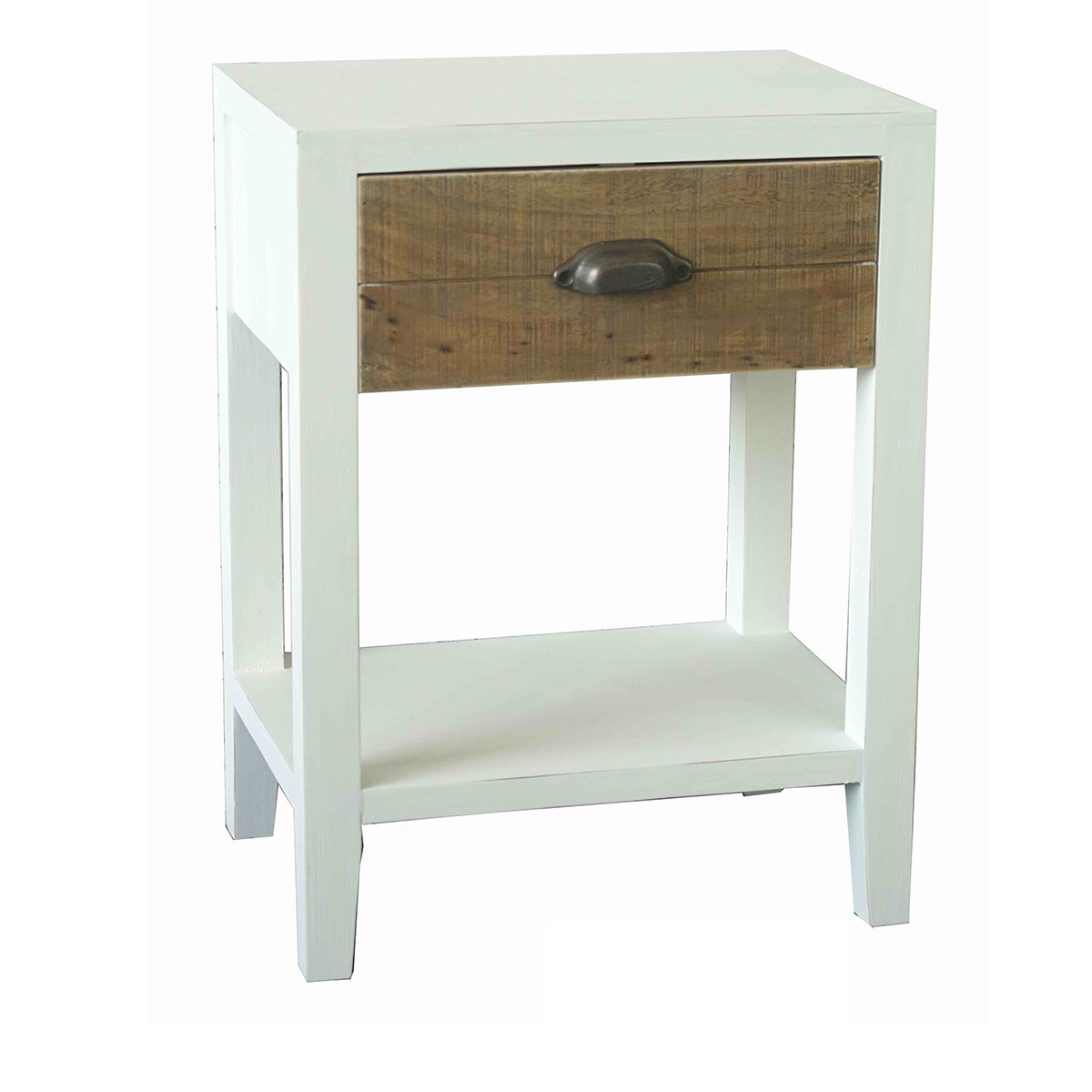 Sophisticated White Cabinet by Urban Port brown foldable storage ottoman by urban port