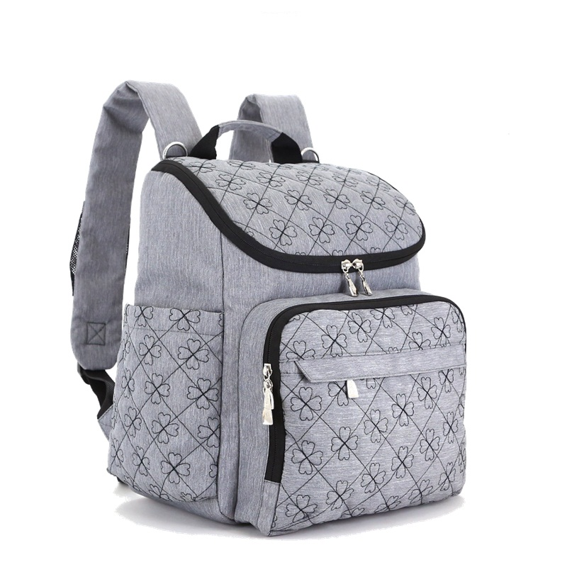 Baby Stroller Bag Fashion mummy Bags Large Diaper Bag Backpack Baby Organizer Maternity Bags For Mother Handbag Nappy Backpack-in Diaper Bags from Mother & Kids    1