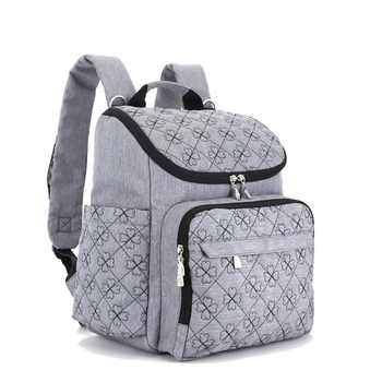 Baby Stroller Bag Fashion mummy Bags Large Diaper Bag Backpack Baby Organizer Maternity Bags For Mother Handbag Nappy Backpack - DISCOUNT ITEM  33% OFF All Category