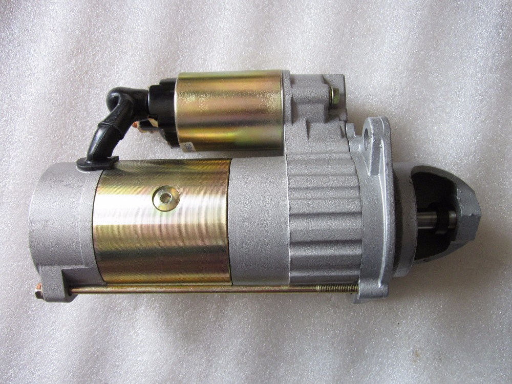 Starter motor for Changchai ZN490BT, the speed reduction type to replace QD139 dental endodontic root canal endo motor wireless reciprocating 16 1 reduction