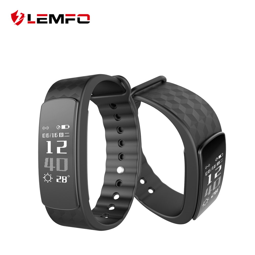 New Sport i3 HR Heart Rate Smart Band 0 96 inch OLED Touch Screen IP67 Waterproof