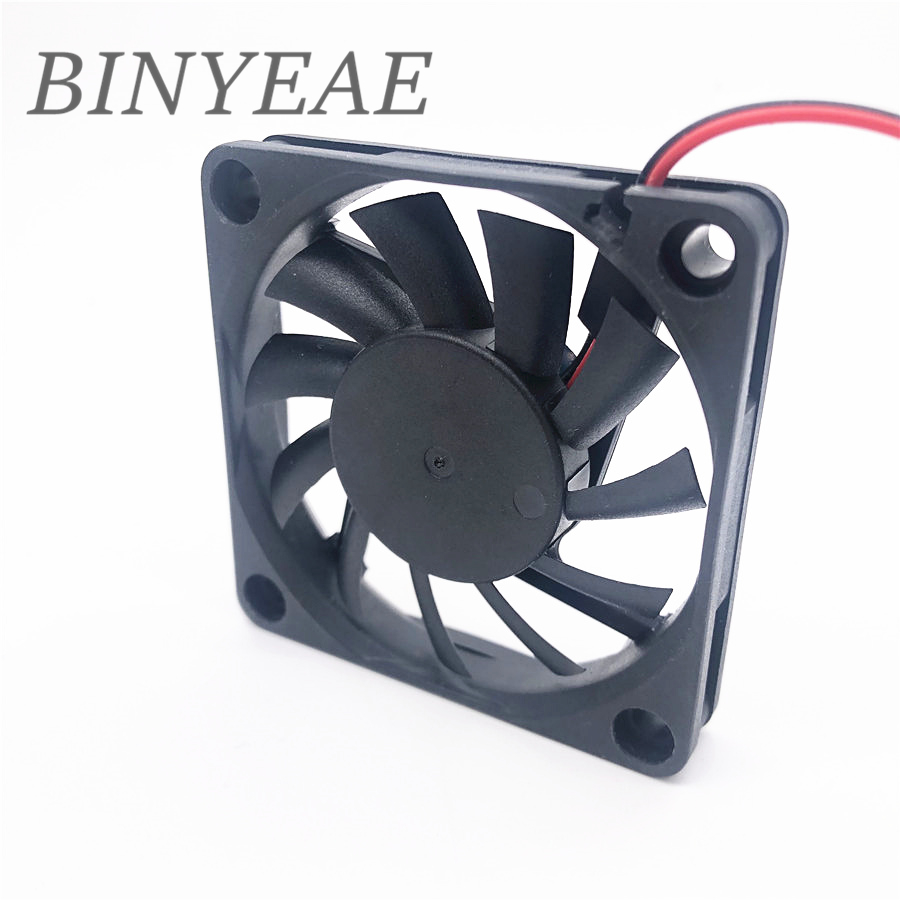 <font><b>6010</b></font> 60MM 60x60x10MM DC 5V 12V <font><b>24V</b></font> Ultra-thin USB cooling <font><b>fan</b></font> Comptuter CPU Cooling <font><b>fan</b></font> with usb 2pin image