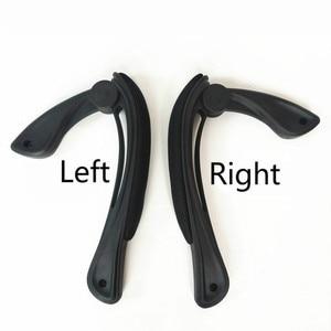 Image 3 - Su misura di Collegamento bracciolo per Computer Dellufficio Girevole Sollevamento Sedia Sedia Regolabile Staffa della Maniglia Mobili Per Ufficio Accessori