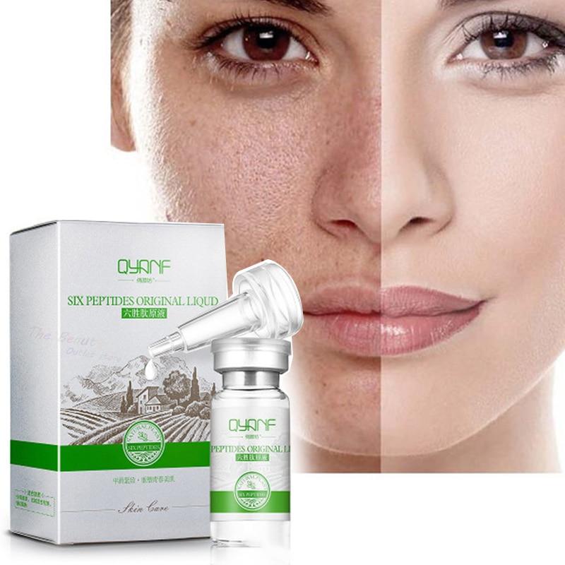 5 st Six Peptides Serum Anti-Wrinkle Cream Anti Aging Kollagen - Hudvård - Foto 2