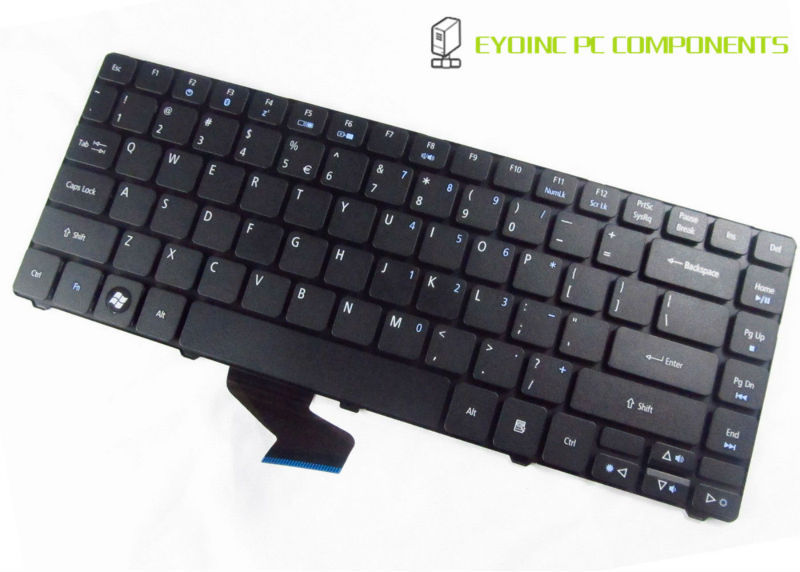 Original US Layout Keyboard Replacement For Acer Aspire