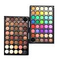 Profesional de Maquillaje Mate Paleta de Sombra de Ojos 40 Colores Tierra Mate Pigmento Paleta de Sombra de ojos Cosméticos Mineral Make Up set
