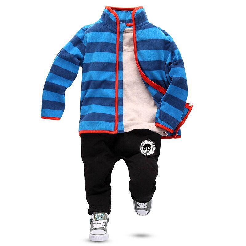 От 3 до 8 лет для мальчиков милые флис, флисовая куртка кардиган Chaqueta пальто Джерси для осенне-зимняя детская верхняя одежда