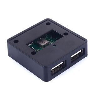 Image 5 - Max Dual USB Ladegerät Regler 5V 20V zu 5V 3A Für Solarzelle Panel Falten Abdeckung/telefon Lade Netzteil Modul mit Crew