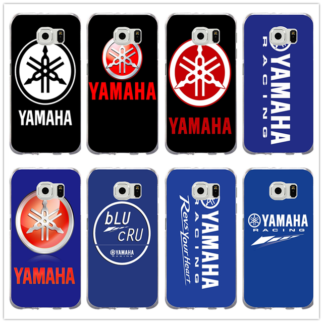 Yamaha Motor Logo Soft Phone Cases TPU Clear Silicon for Samsung Galaxy Note 2 3 4 5 8 S2 S3 S4 S5 Mini S6 S7 S8 S9 Edge Plus