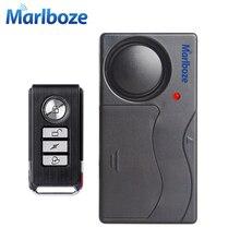 Черный, 1 комплект, дистанционное управление, велосипедный Электромобиль, система безопасности, вибраПредупреждение ющая сигнализация, велосипед, анти-потеря, напоминание