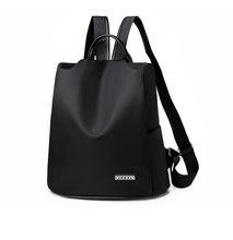 Oriental Element Anti Theft Port in Rear Design Lightweight Fashion Ladies Women Backpack Waterproof Mochila Mujer