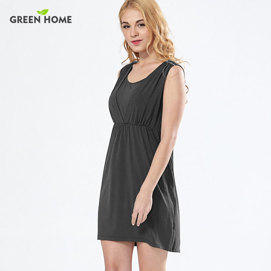 Compare prices on stripe maternity dress online shoppingbuy low green home two layers summer breastfeeding nursing dress solid modal dresses for pregnant woman sleeveless feeding ombrellifo Gallery