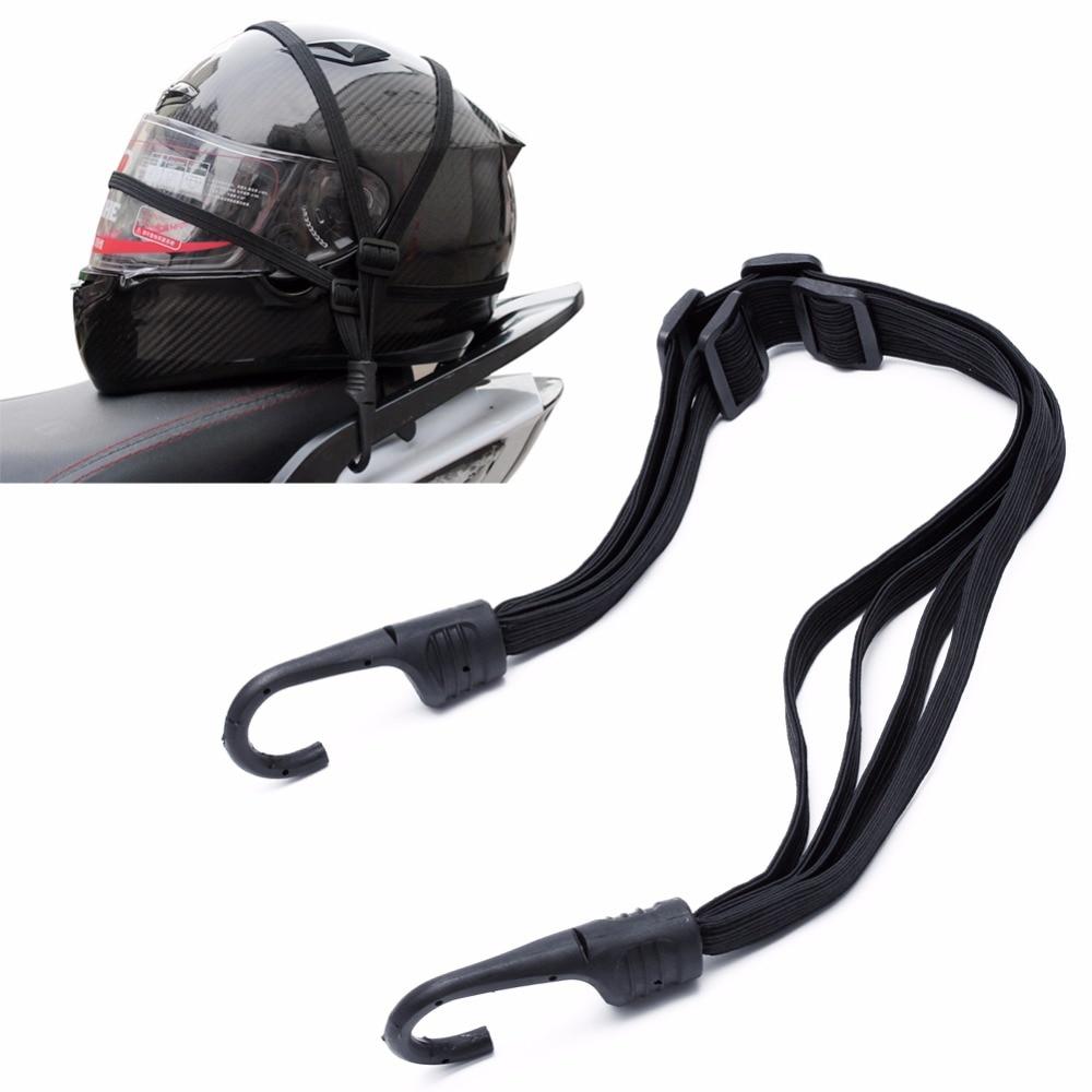 2 Крючки мотоциклы Moto прочность выдвижной шлем Чемодан Эластичный Веревки ремень