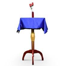 Роскошный плавающий стол с антигравитационной вазой чехол для переноски Волшебные трюки профессиональный маг сценическая иллюзия, трюк, реквизит