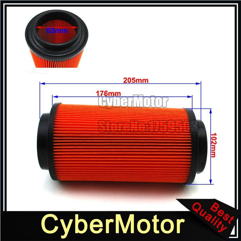 Luftfilter 7080595 Für ATV Quad Polaris Ranger Arbeiter Xplorer Scrambler 500 sportler 335 400 450 500 570 600 700 850 1000