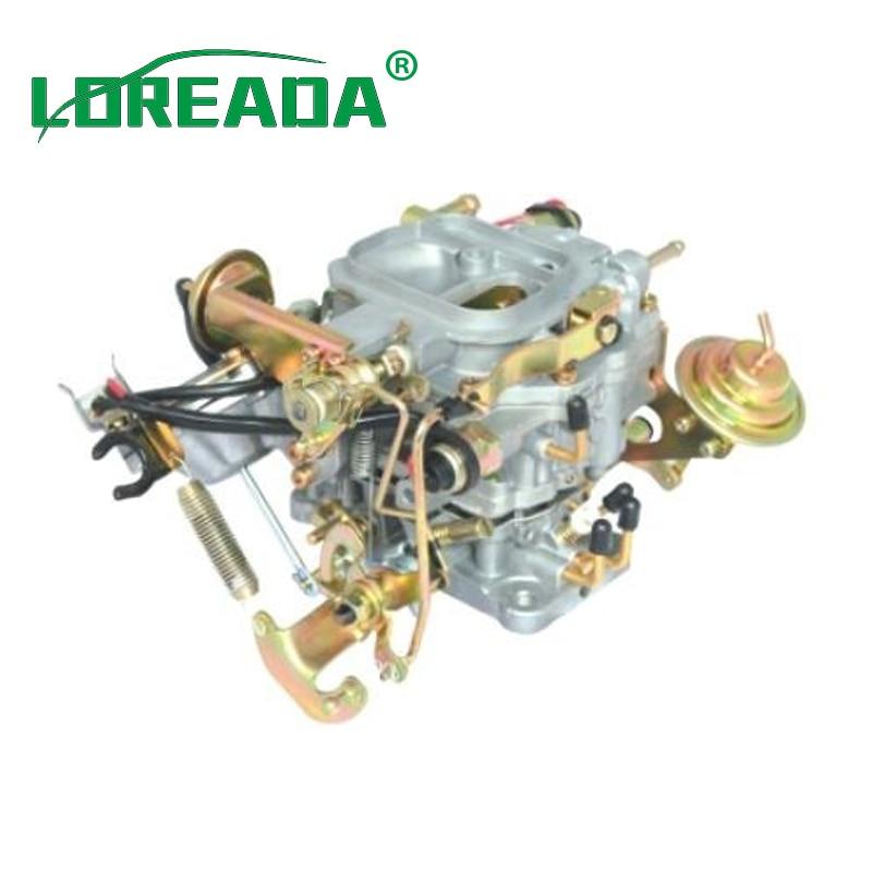 где купить LOREADA ENGINE CARB CARBURETTER CARBURETOR ASSY 21100-71070 for TOYOTA 3Y/1Y Engine OEM quality дешево