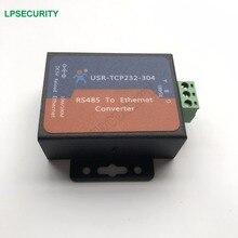 Serwer urządzeń szeregowych DC 4.7 ~ 7 V konwerter RS485 na Ethernet tcp/ip Lan USR TCP232 304