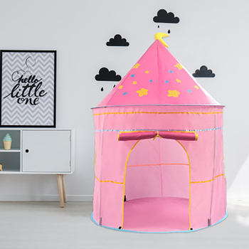 Children's tent game house indoor home baby yurt castle toy house girl princess room for baby gifts baby indoor playhouse baby folding portable beach castle tent toy house for baby gifts