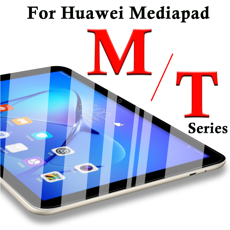 Protective Glass On The Tablet For Huawei Mediapad T3 7 Light M3 Lite M5 Pro  T1 Wifi Version 8 8.4 9.6 10.1 10.8 Tempered Glas