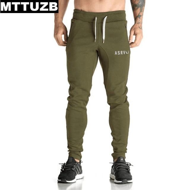 MTTUZB High quality men casual sweatpants men's slim long pants male trousers man Jogger Pants free shipping