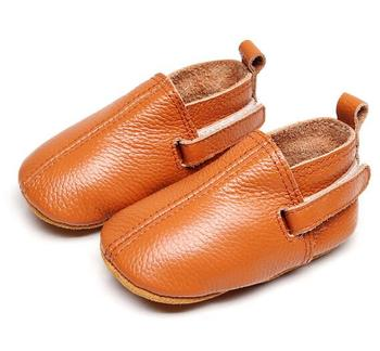 2019  customs new hot sell baby moccasins genuine leather handmade baby girls boys shoes first walkers fashion baby shoes