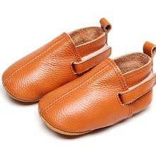 2020 customs new hot sell baby moccasins genuine leather handmade baby girls boys