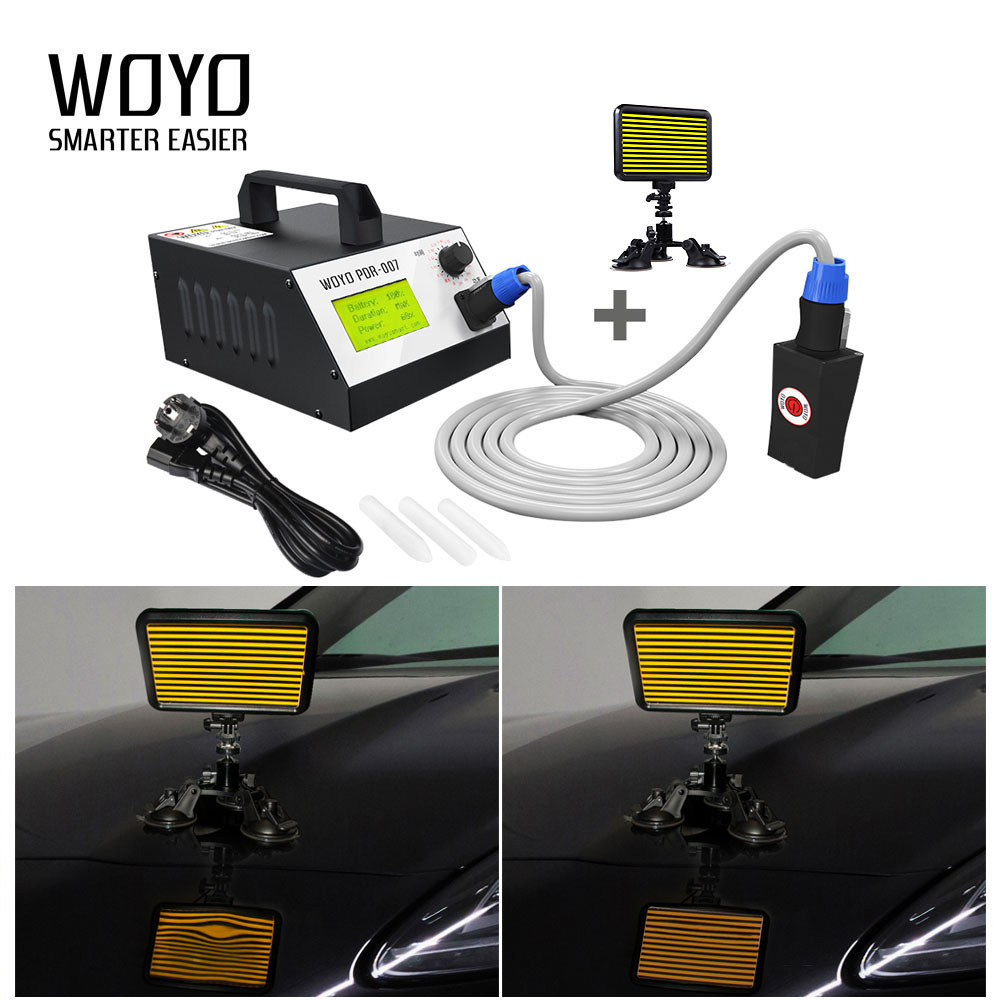 Woyo Pdr007 Pdr Tools Paint Dent Repair Tool Induction