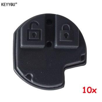 10pcs/lot Tasti sostitutivi telecomando per Suzuki Swift SX4 Liana Aerio Vitara Jimny Key