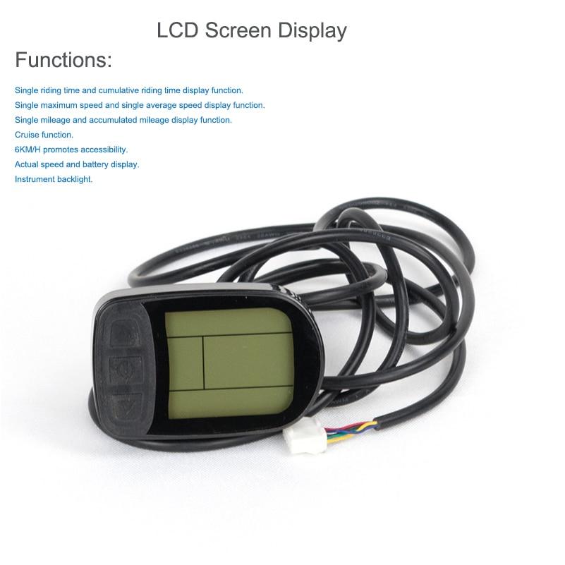 KT LCD5 display