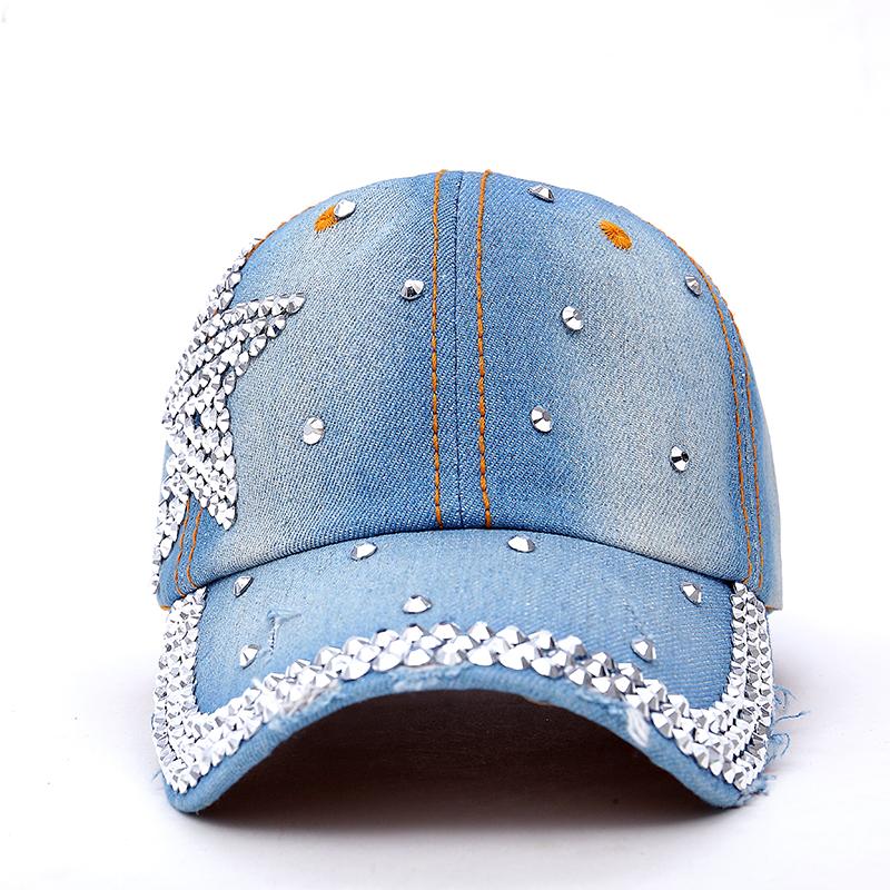 a293639b5 TUNICA latest design rhinestone crystal star star snapback hats for ...