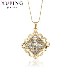 Xuping moda wisiorek 2020 nowy projekt dla dziewczyny kobiety szczęście wysokiej jakości wisiorki biżuteria 31593