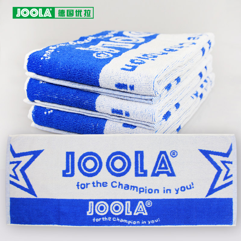 Joola Table Tennis Sport Towel Pure Cotton Strong Absorbent