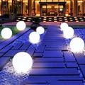 BEIAIDI перезаряжаемый Глобус для бассейна  16 цветов  светящийся шар  ночник  плавательный бассейн  открытый сад  путь  пейзаж  лужайка