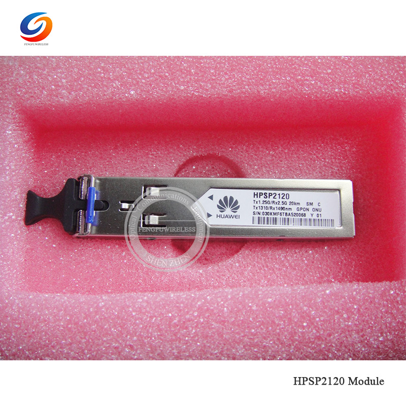 Communication Equipments Cellphones & Telecommunications Wholesale 10pcs/lot Original Hua Wei Hpsp2120 Tx1.25g/rx2.5g 20km Sm C/tx1310nm/rx1490nm For Gpon Onu With Single Sc Port