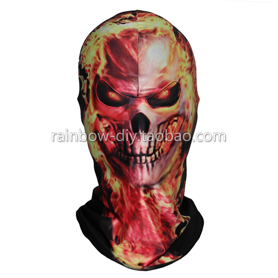Hero Catcher High Quality New Ghost Face Mask Ghost Cosplay Mask Halloween Mask