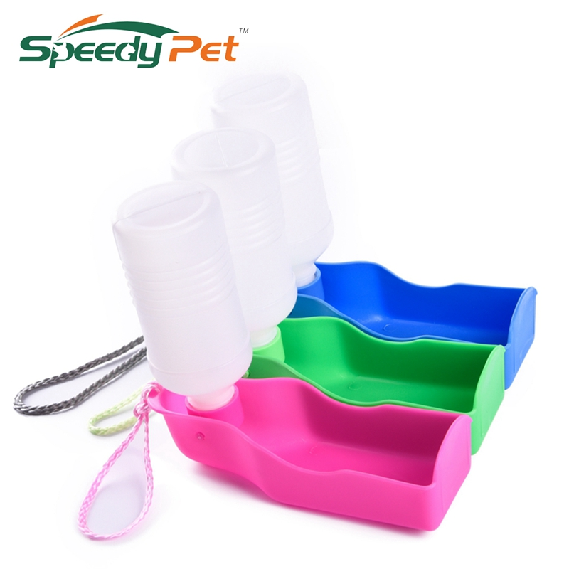 Aliexpress Com Buy Pet Portable Water Bottle 250ml Dog: Aliexpress.com : Buy Portable Dog Cat Pet Feeding Bottle
