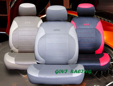 Venta caliente Tela de gamuza de poliéster Funda de asiento de coche - Accesorios de interior de coche - foto 3