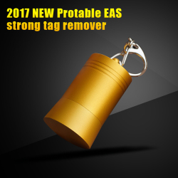 10000GS EAS System Tag Remover Super Magnet mini Detacher Security Lock For Supermarket Clothes store  by DHL Free shipping