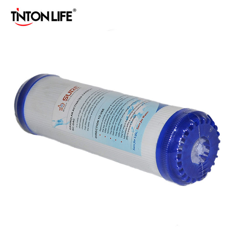 TINTON LIFE Water Filter Cartridge 1pc 5Micron PPF Cotton+1pc 1Micron PPF+1pc Activated Carbon Cartridge Reverse Osmosis System блузка женская zarina цвет белый 8122093324004 размер 46