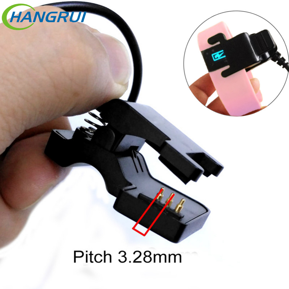 Smart watch charger for TW64 TW68 universal multifunctional power charging cable 2 pin 4mm 5.5mm 3 pin 6mm smartband charge smart watch charger cradle with usb charging cable for huawei watch 1 band power charge dock station magnetic charger for huawei