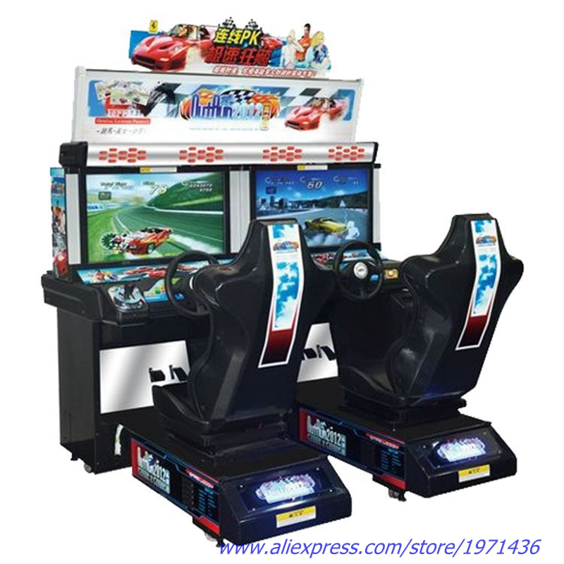 Entertainment Equipment Coin Operated Arcade Games