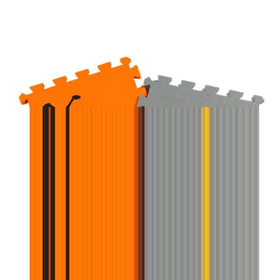 Mei qi cool 9 шт./компл. детский игровой пены EVA коврик-пазл в мультипликационном стиле EVA пены облицовка площадка/коврик/настил/Накладка блокировки Коврики для детей коврик для игр