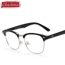 Chashma Brand Optical Reading Glasses Women and Men Large Circle Fashion Design for