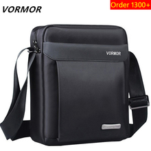 VORMOR Men bag 2019 fashion man shoulder bags High quality oxford casual messenger bag business male