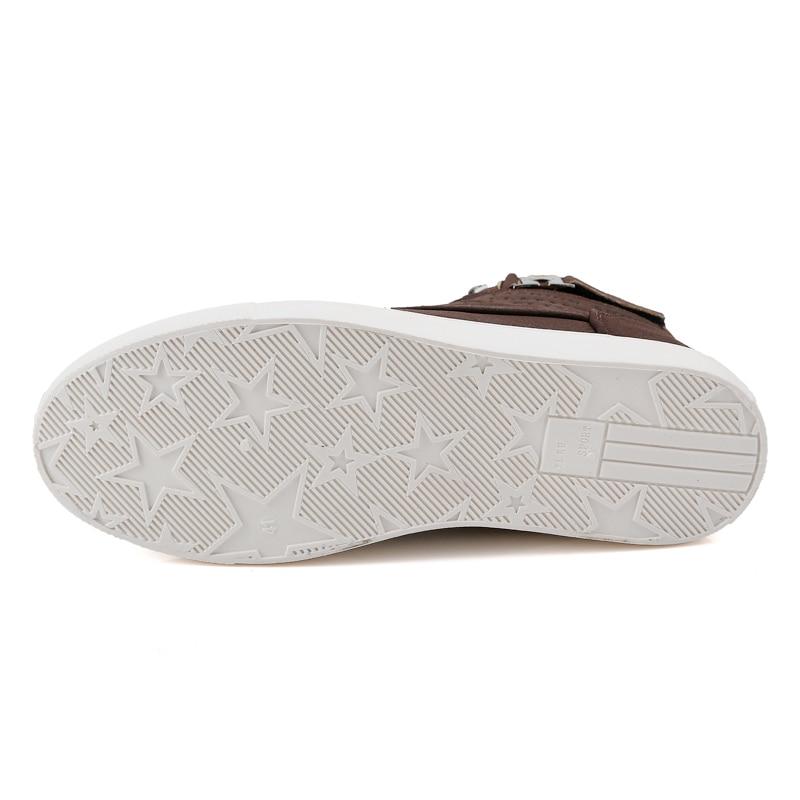 Authentic Men High Top Canvas Casual Men Shoe 5